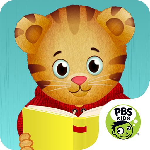 Daniel Tiger's Storybooks icon.