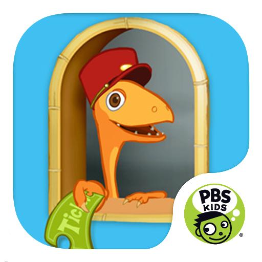 Dinosaur Train Jurassic Jr. icon.