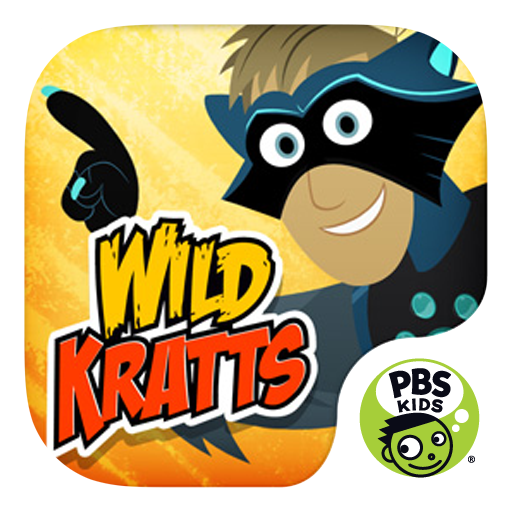 Wild Kratts Creature Power icon.