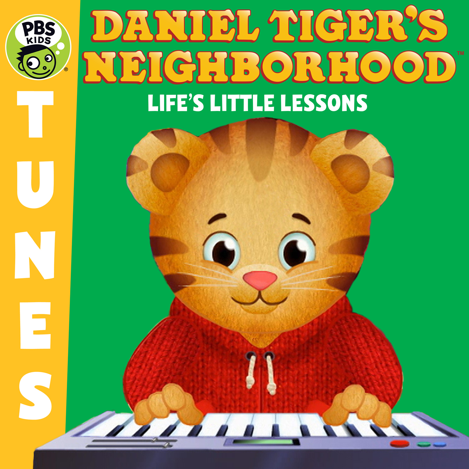 Daniel Tiger's Neighborhood - Life's Little Lessons  icon.
