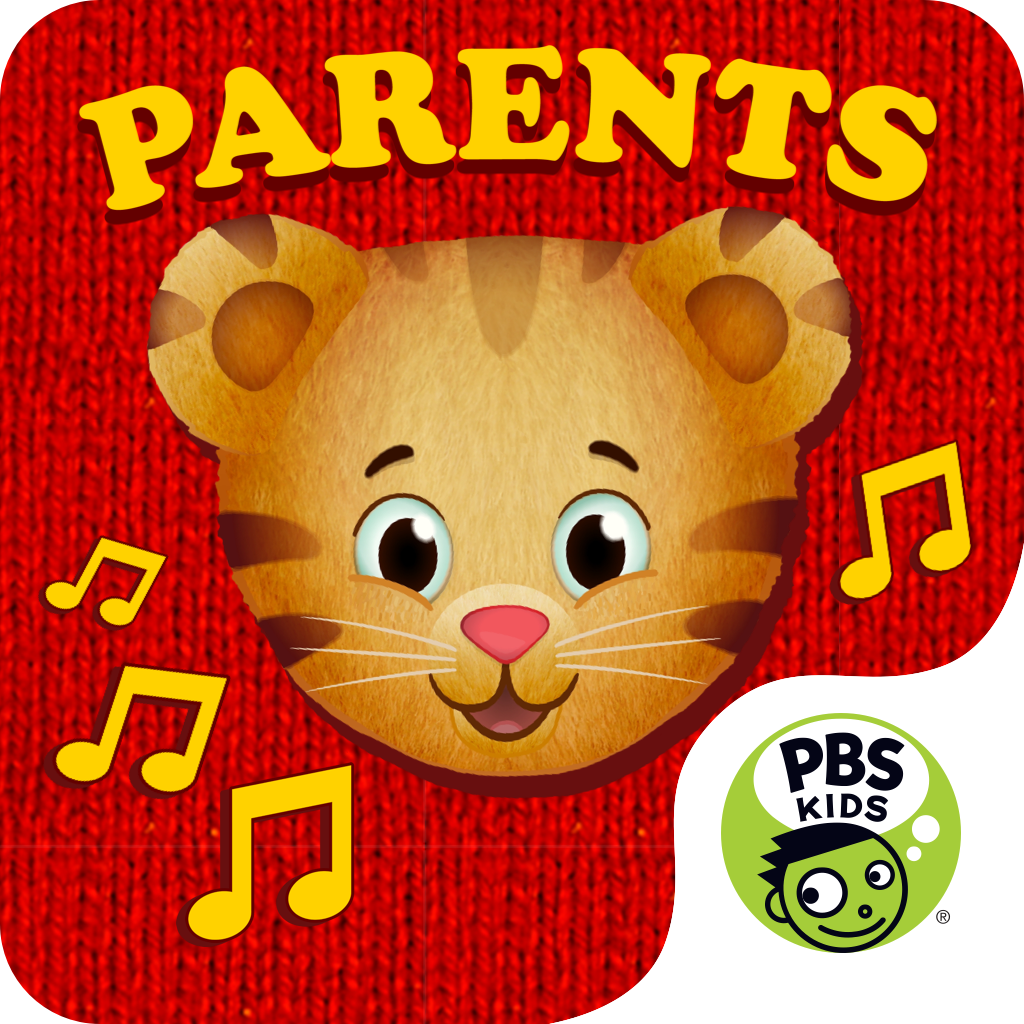 Daniel Tiger for Parents icon.