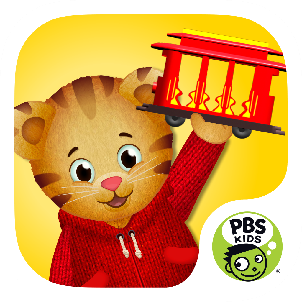 Daniel Tiger's Grr-ific Feelings icon.