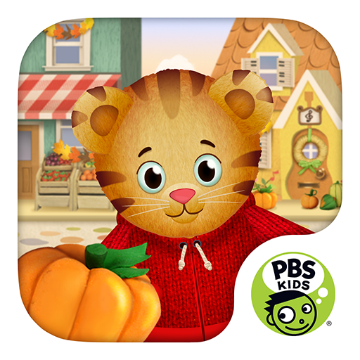 Explore Daniel Tiger's Neighborhood icon.