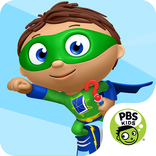 SUPER WHY! Power to Read icon.