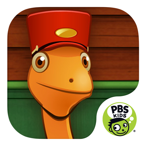 All Aboard the Dinosaur Train! icon.