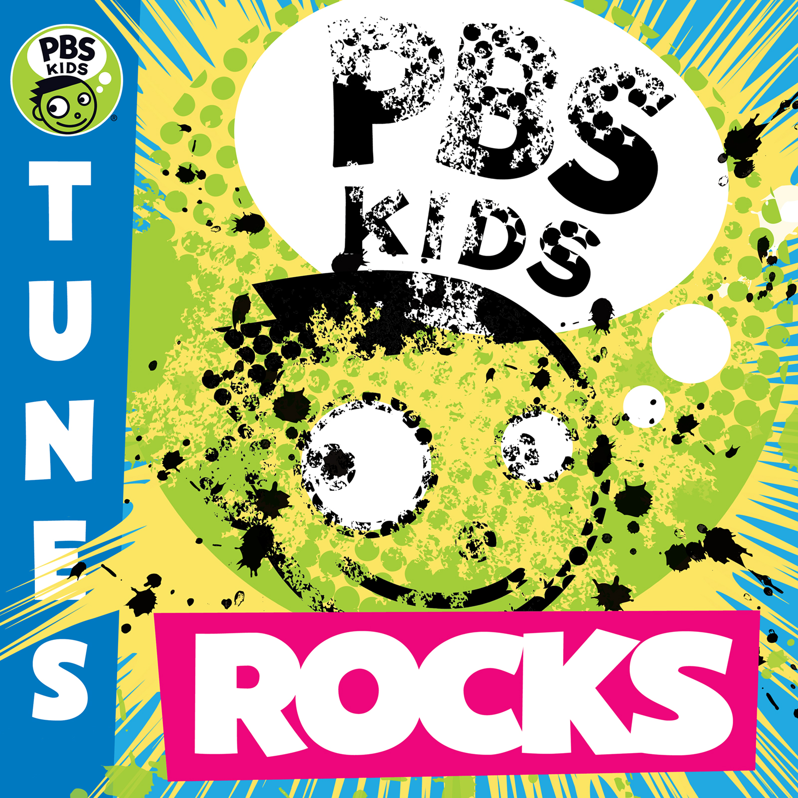 PBS KIDS Rocks icon.