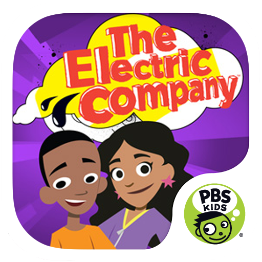 The Electric Company Party Game icon.
