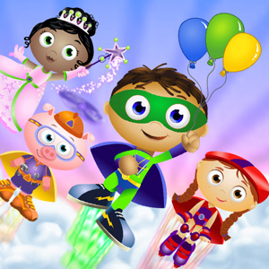 Super Why Alpha Boost! icon.