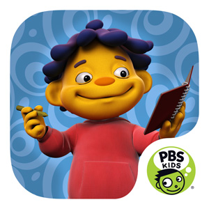Sid the Science Kid Read & Play icon.