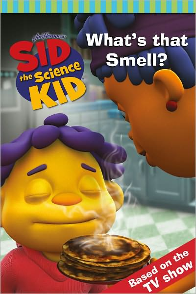 Sid the Science Kid: What's that Smell icon.