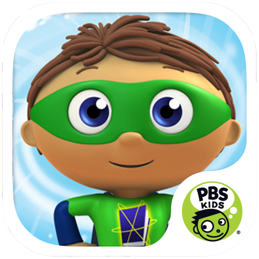 Super Why! App icon.