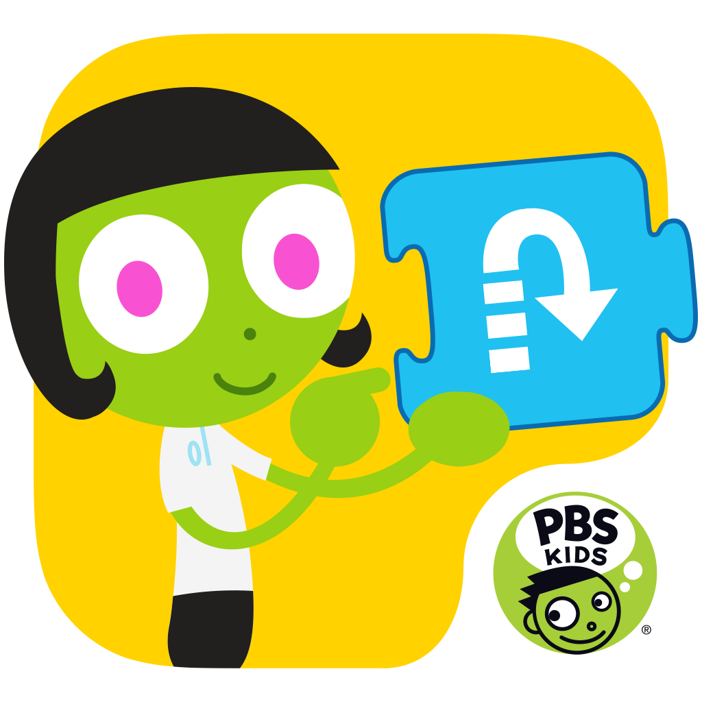 PBS KIDS ScratchJr icon.