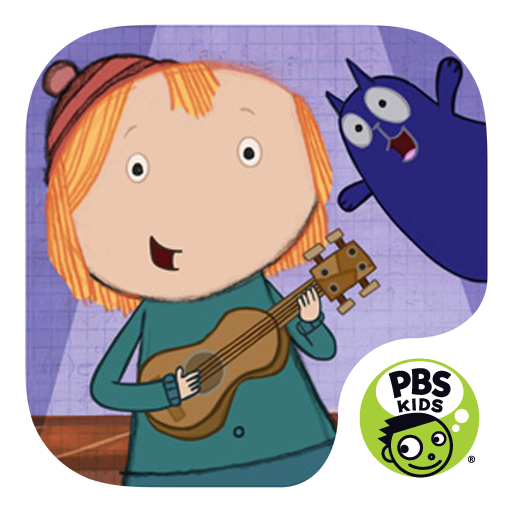 Peg + Cat Big Gig icon.