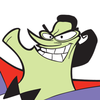 Cyberchase icon.