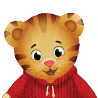 Daniel Tiger's Neighborhood icon.