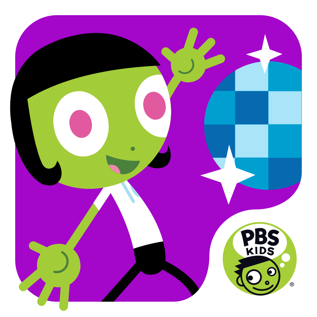 PBS KIDS Party App icon.