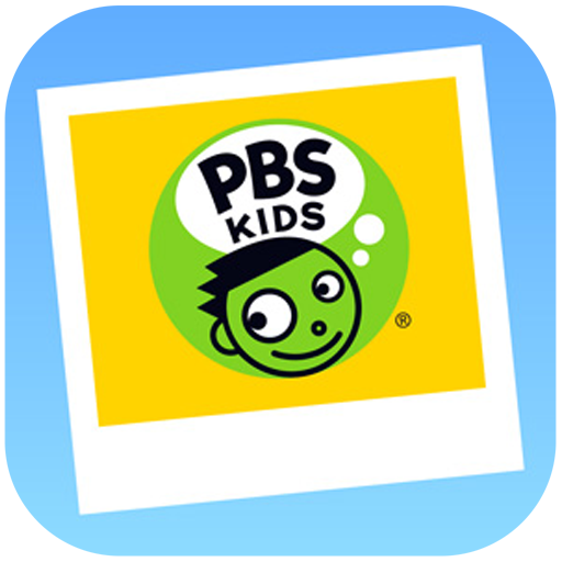 PBS KIDS Photo Factory icon.