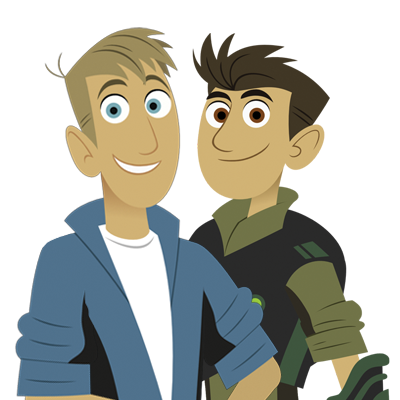 Wild Kratts icon.