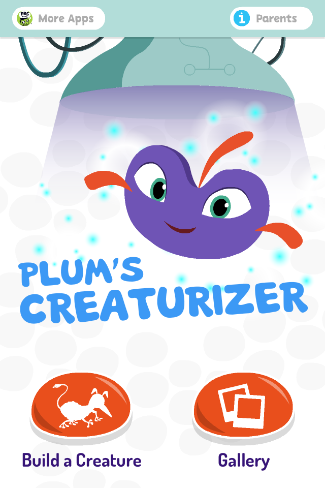Plum's Creaturizer screenshot.