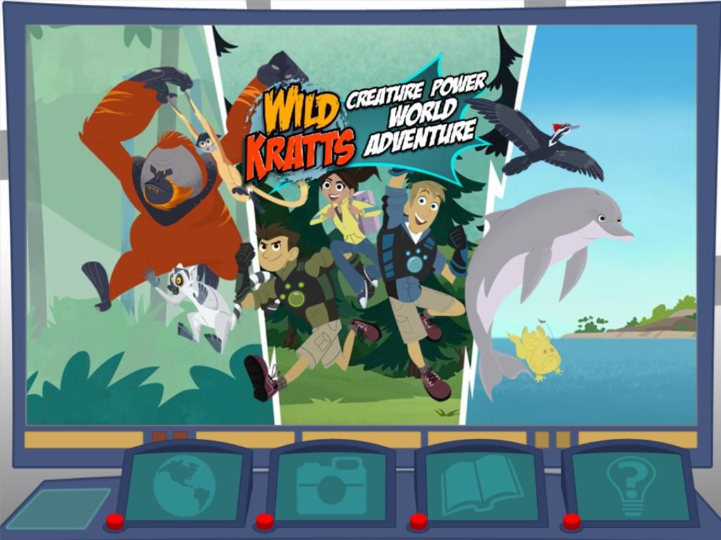 Extra Wild App