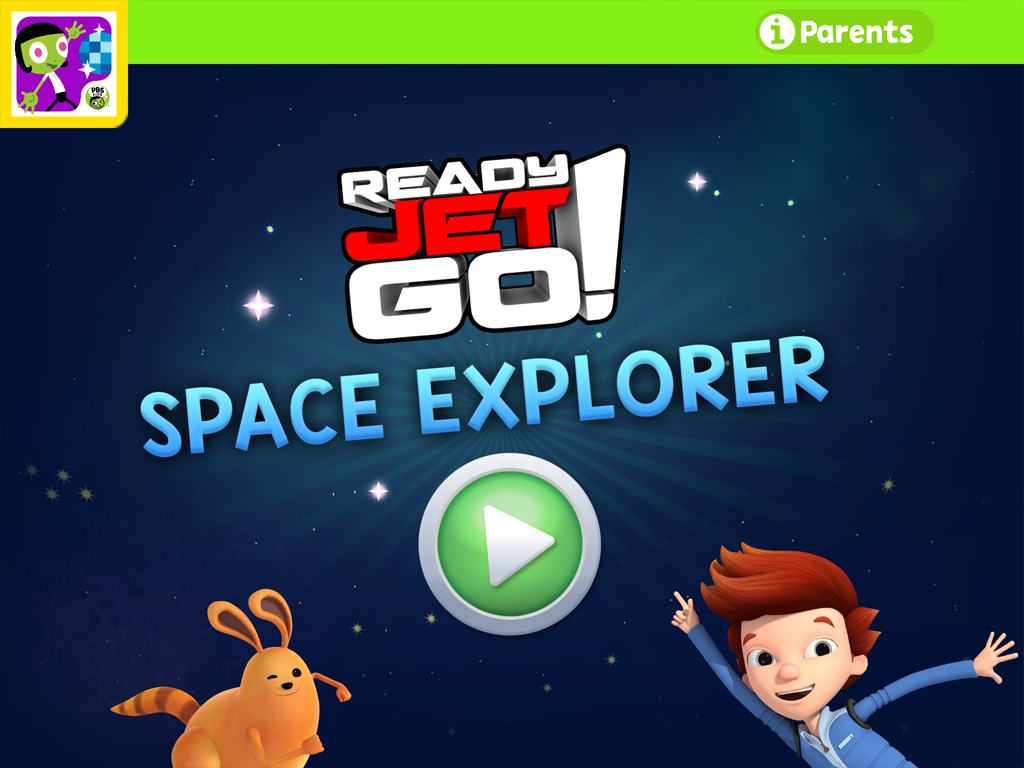 Ready Jet Go! Space Explorer screenshot.